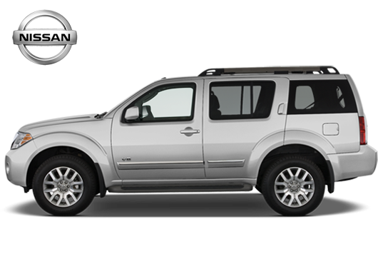 Car finance for Nissan Pathfinder