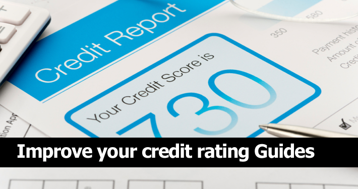 Improve Your credit rating guides car finance 2u