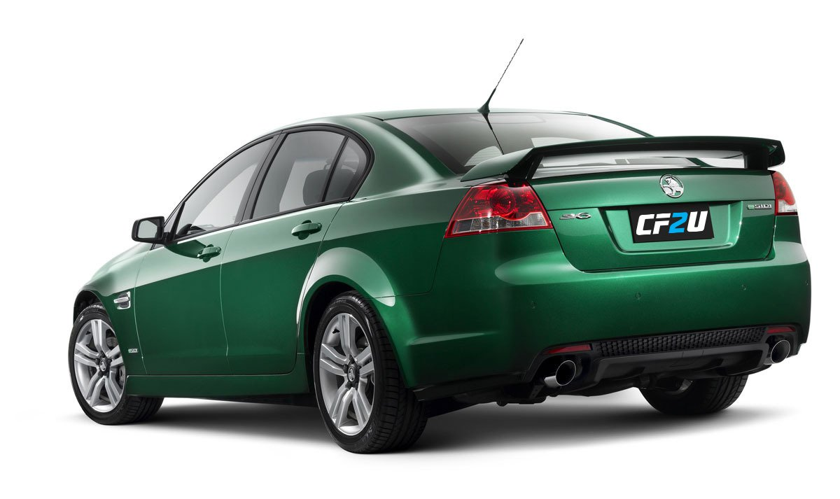 Green Commodore