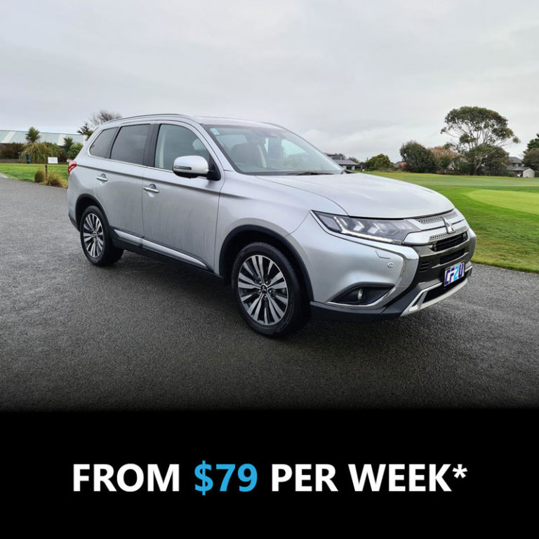 Mitsubishi wagon low interest car finance nz